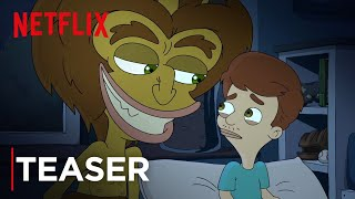 Big Mouth | Teaser: Meet the Hormone Monster | Netflix
