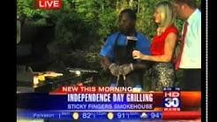 Sticky Fingers Broadcast, Jacksonville, FL - July 4, 2012