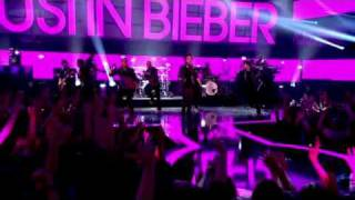 Justin Bieber - Baby with Drum Solo - ITV1 December 2011
