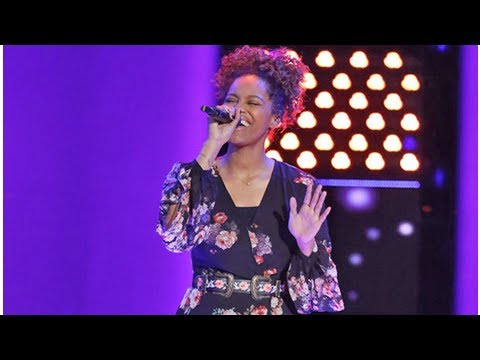 Cover Lagu Spensha Baker takes us to 'My Church' on the night of 'The Voice'. Top 8: Did your last prayer co... STAFABAND