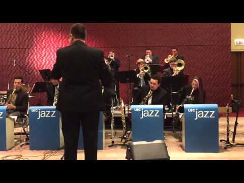The University of Illinois at Chicago Jazz Band (made with Videoshop)