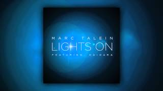 Marc Talein feat. Haidara - Lights On (Cover Art)