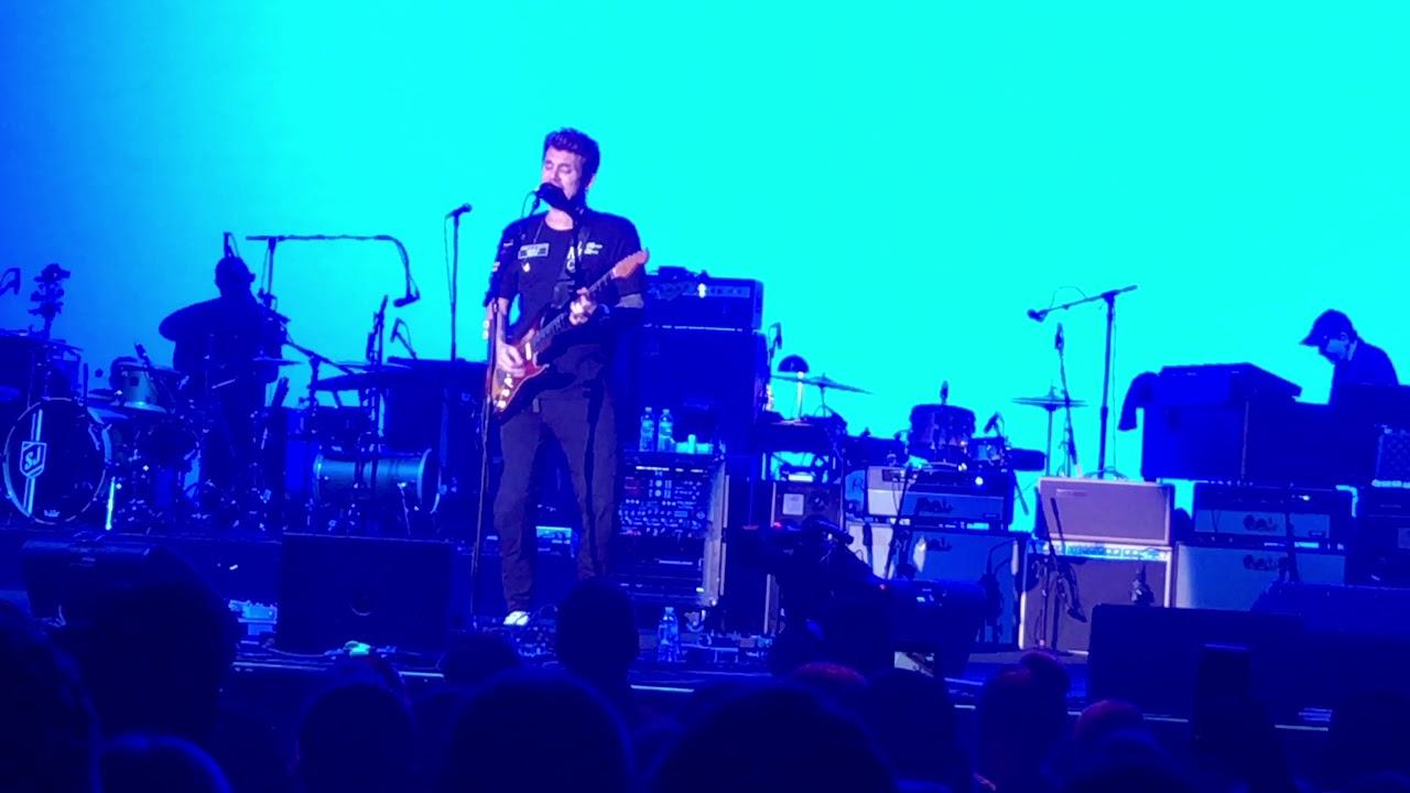 John Mayer Tour Atlanta August