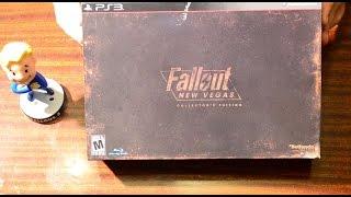 Обзор редкого коллекционного издания Fallout New Vegas