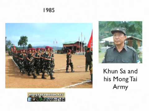 China, Burma, and the Kokang War of August 2009