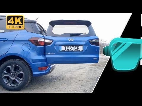 Zu Recht in Europa? | Ford EcoSport ST-Line | Die Amateurtester | 2018