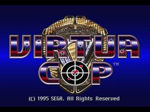 Saturn Longplay [040] Virtua Cop