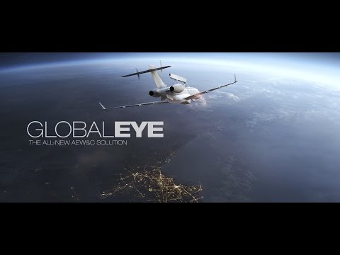 GlobalEye The all-new AEW&C solution