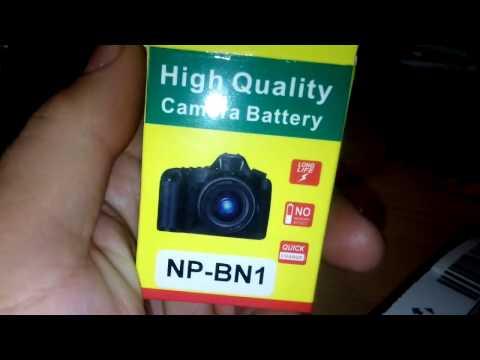 Аккумулятор NP-BN1 SONY