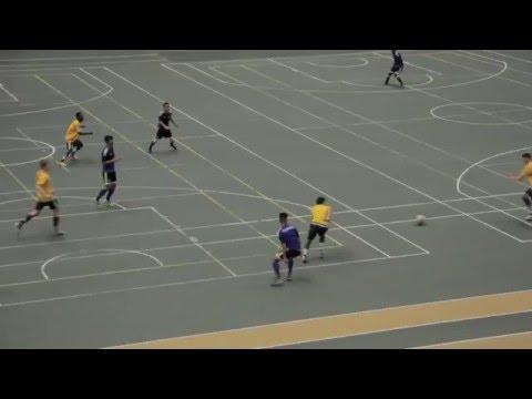 FC Edmonton U18 Academy v University of Alberta (Part 3 of 3) Feb 20, 2016