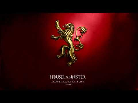 Game of Thrones: House Lannister Theme