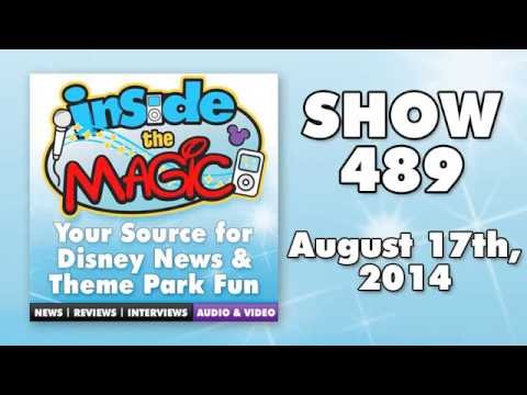 Inside the Magic podcast - Show 489 - August 17, 2014