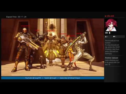Lets suck in Overwatch