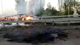 Аваря в Яготині