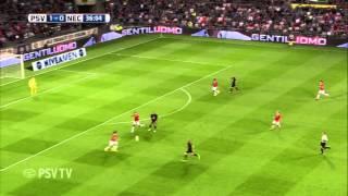 PSV swingt soepel langs NEC