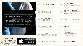 Gotan Project - Tríptico (Peter Kruder Trip de Luxe)