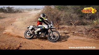 Rajendra RE wins Rally de Hampi MRF Rally de Hampi 2020 - R4