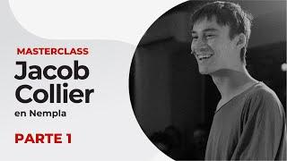 Jacob Collier Masterclass en NEMPLA - Parte 1