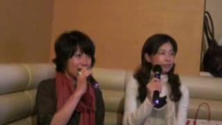 女性デュオアジアンBEAUTYのYUKA&HANAKOが恋はマジックをカラオケで歌...
