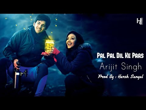 pal-pal-dil-ke-paas---instrumental-cover-mix-(arijit-singh)- -harsh-sanyal- 