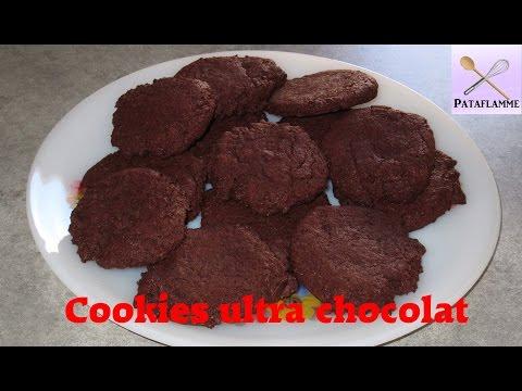 les-cookies-fondant-ultra-chocolat---recette-facile