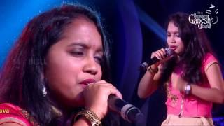 'Kelisade' song by Ankita Kundu @ 54th Bengaluru Ganesh Utsava a Tribute to Hamsalekha Concert