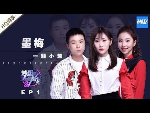 [ 纯享 ]一棵小葱《墨梅》《梦想的声音3》EP1 20181026 /浙江卫视官方音乐HD/