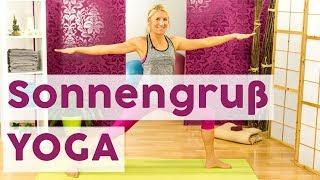 Der perfekte Start in den Tag: Sonnengruß Yoga