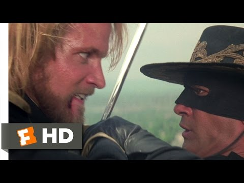 The Mask of Zorro 88 Movie   Zorro's Revenge 1998 HD