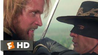 The Mask of Zorro (8/8) Movie CLIP - Zorro