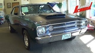 1968 Dodge Dart GTS 440 V8 Four-Speed at Passing Lane Motors