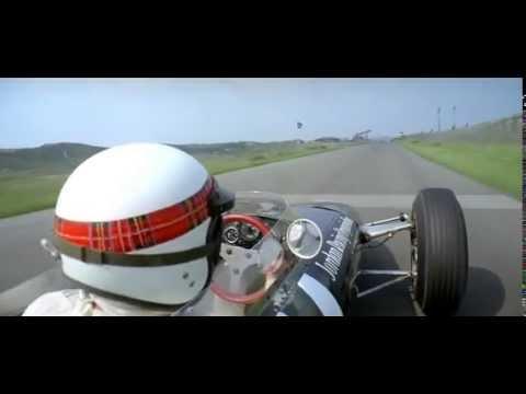 Grand Prix - 1966 - Zandvoort - Scott Stoddard - BRM