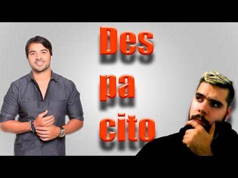 """Canto """"Despacito"""" con Luis Fonsi"""