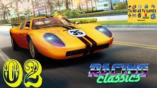 #02 RACING CLASSICS DRAG RACE SIMULATOR CLANDESTINE RACE AT FULL THROTTLE