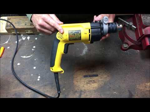 DeWalt DW511 Hammer Drill Not Working