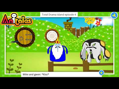 """Anitales: """"Total Drama island episode 4"""" - jake5"""
