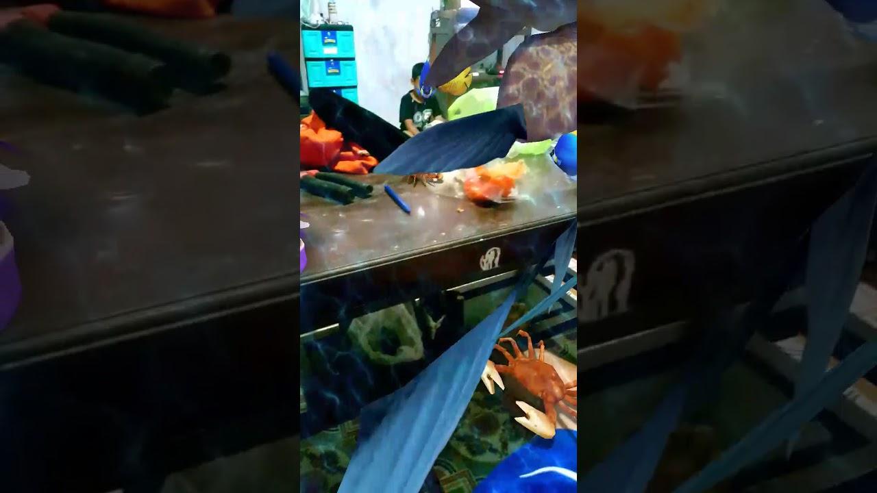 Aquarium Di Ruang Tamu