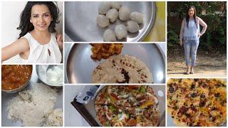 I tried Rujuta Diwekar Diet for a week / Month 4 Week 3/ My real weight loss journey 100% Honest
