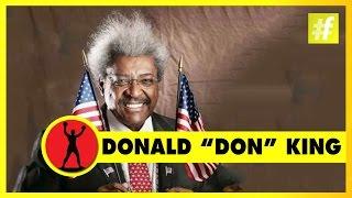 """Donald """"Don"""" King (Muhammad Ali - Fighting Spirit)"""