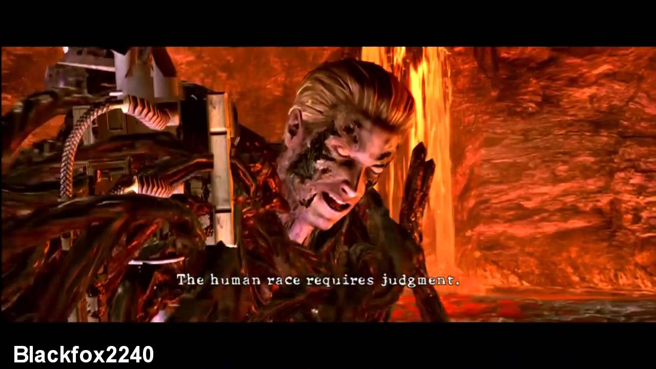 Resident Evil 5 Chapter 6 3 Bridge Deck Tanker Volcano 3 4