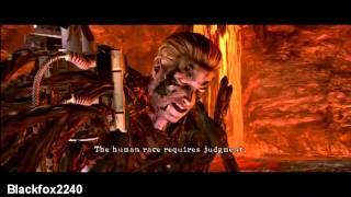 Resident Evil 5 - Chapter 6-3 - Bridge Deck (Tanker - Volcano)  3/4 - Walkthrough Part 33