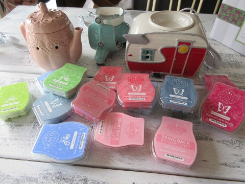 February Scentsy Haul  | aSimplySimpleLife