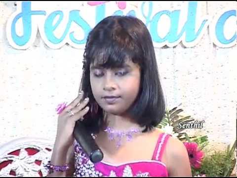 Yazhini Super Singer - private video Full Video 1 - by Air10 films