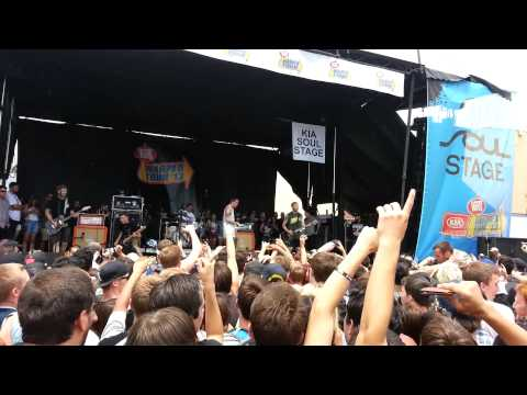 The Story So Far Right Here Warped Tour 2013