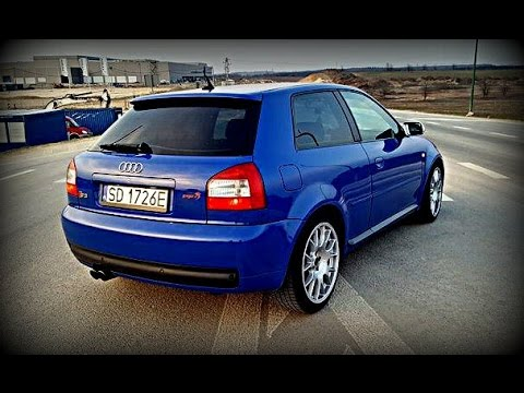 audi s3 8l custom exhaust mtm dp 3 sound check. Black Bedroom Furniture Sets. Home Design Ideas