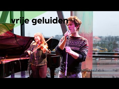 Sam Lee & Friends - Over Yonders Hill (Live @Bimhuis Amsterdam)