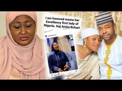 Download Ashe Aisha buhari ce tayiwa Mansura isa gata komawar Auranta da sani danja yazo da Nasara gareta..