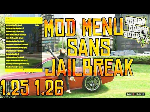 mod menu gta 5 ps3 sans jailbreak 1.27