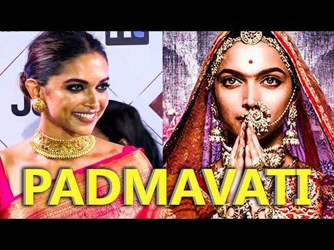 Deepika Padukone , Sanjay Dutt & Farhan Akhtar Publicity || Padmavati  Realese Press Conference