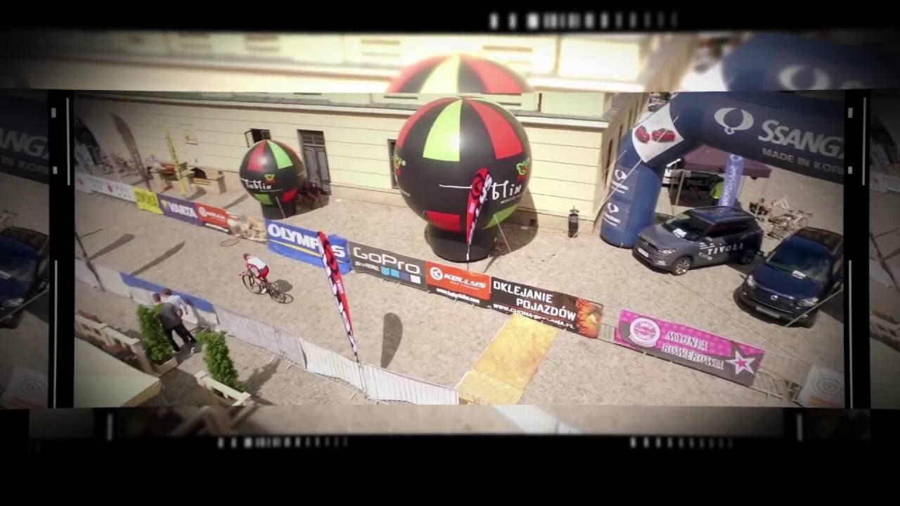Mistrzostwa Polski MTB w sprintach XCE - SsangYong Eliminator MTB - Lublin 2016